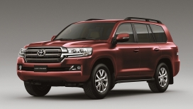 Toyota Land Cruiser 2015 200