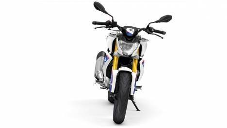 BMW G 310 R 2017 STD Comparo