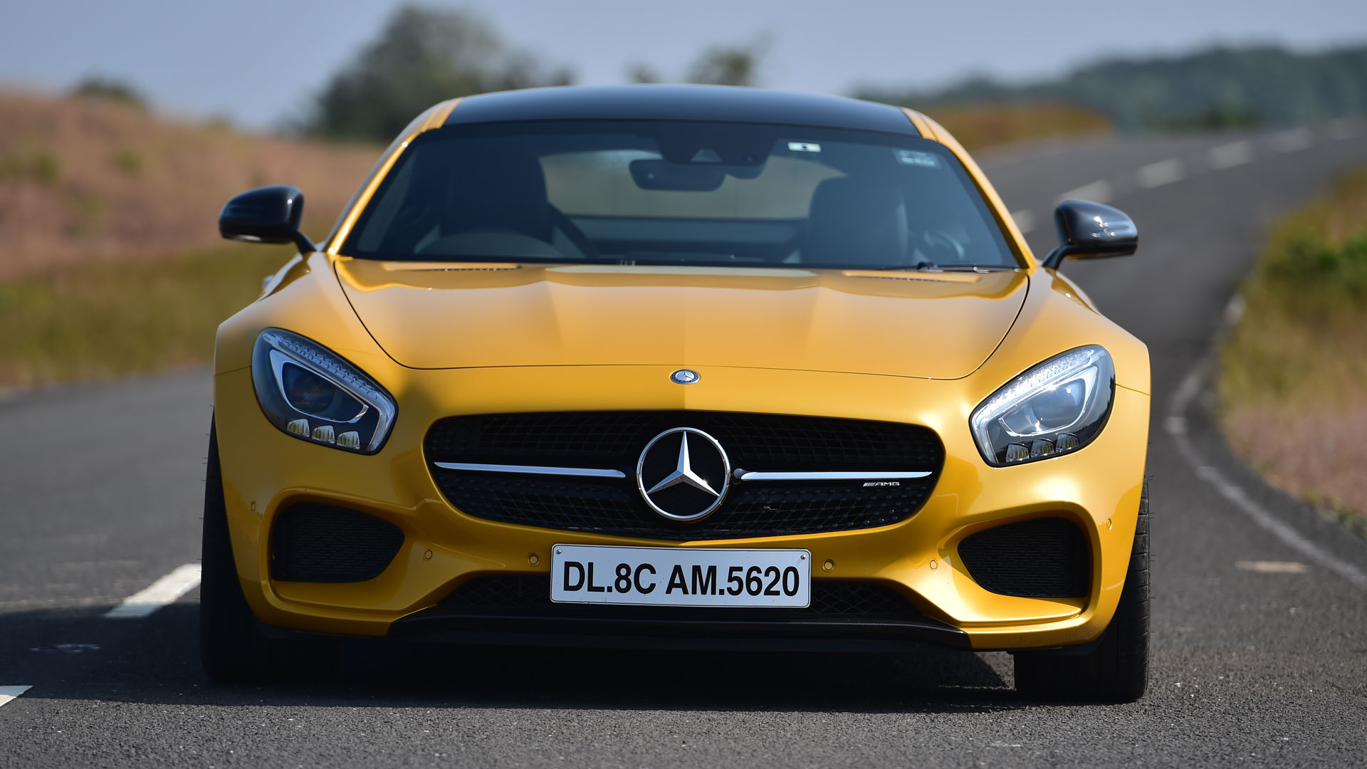Mercedes benz AMG GT 2015 S Compare
