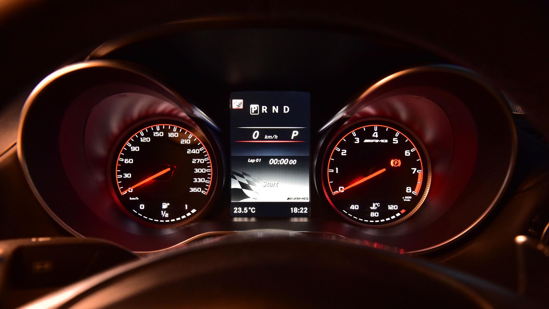 Mercedes benz AMG GT 2015 S Interior