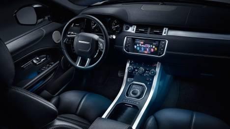 Land Rover Range Rover Evoque 2017 Petrol Std Interior