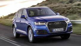 Audi Q7 2016 Technology Exterior