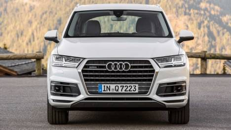 Audi Q7 2016 45 TDI q Technology  Comparo
