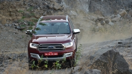 Ford Endeavour 2016 4X4 AT Exterior