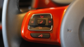 Volkswagen Beetle 2016 STD Interior