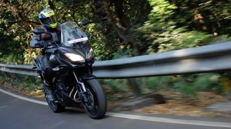 Kawasaki Versys 650 2016 STD Exterior