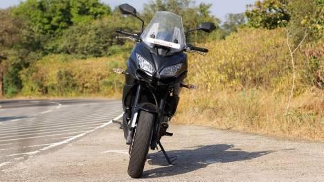 Kawasaki Versys 650 2016 STD Comparo