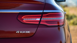 Mercedes Benz GLE 2016 450 AMG Coupe Exterior
