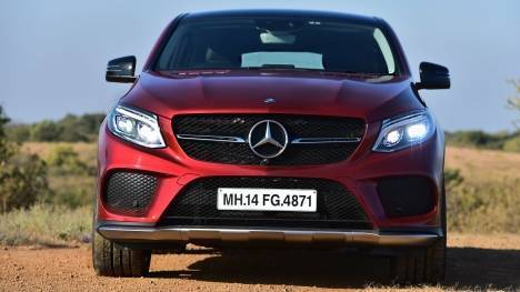 Mercedes-Benz GLE 2016 400 Comparo