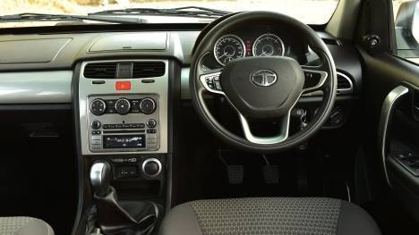 Tata Safari Storme 2016 Varicor 400 VX 4x2 Interior