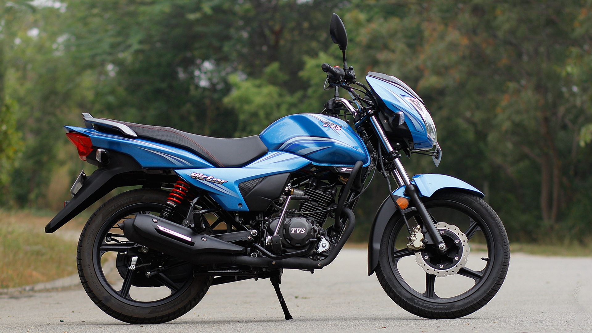 TVS Victor 2016 Price Mileage Reviews Specification Gallery