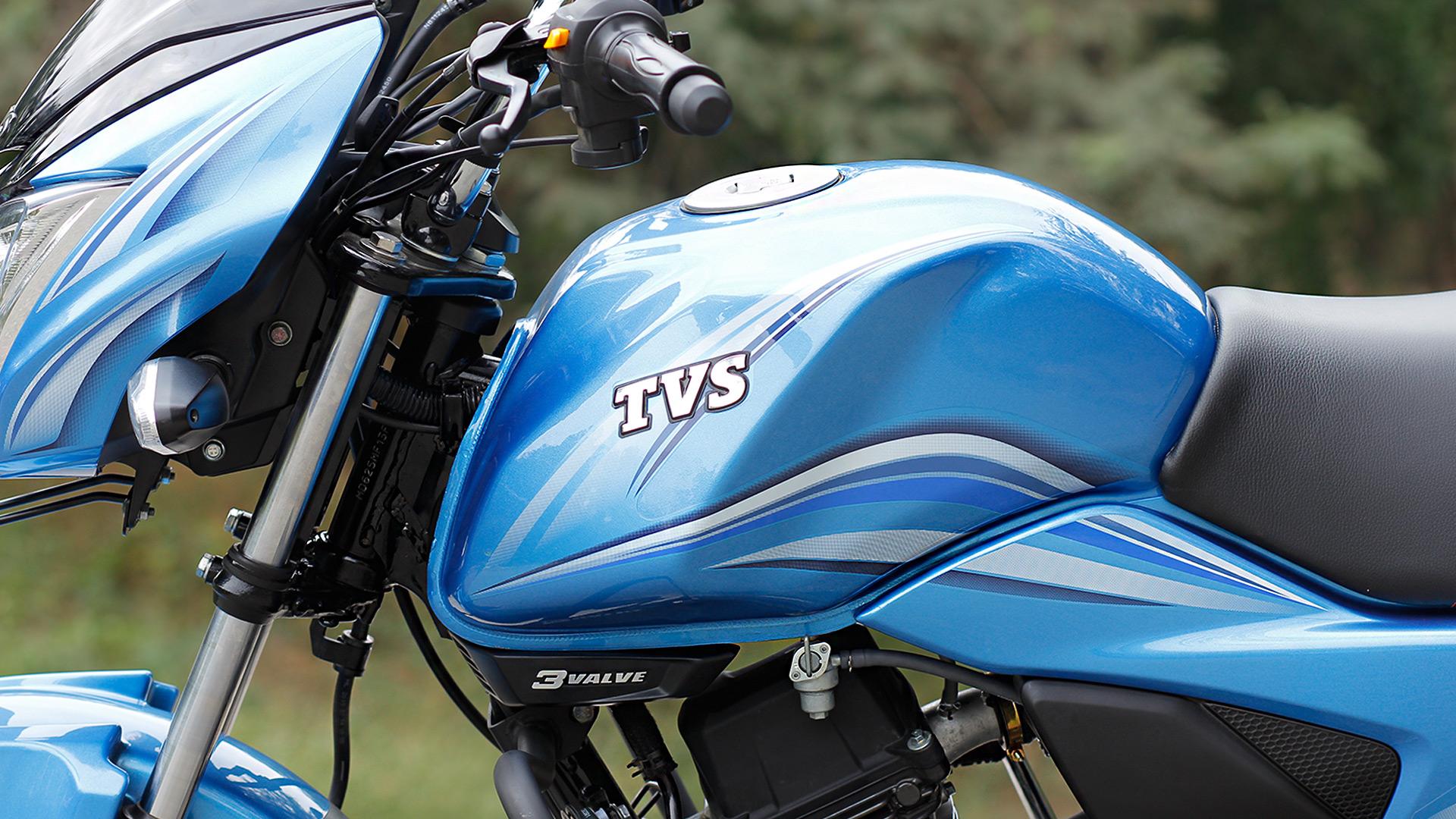 TVS Victor 2016 Disc