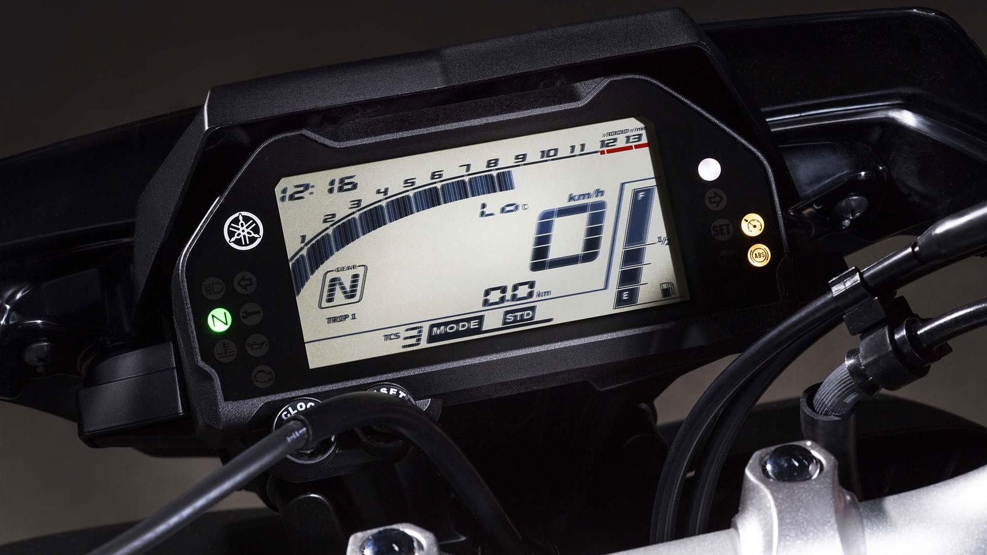 Yamaha MT-10 2016 STD