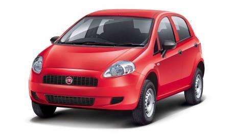 Fiat Punto Pure 2016 1.2 petrol Exterior