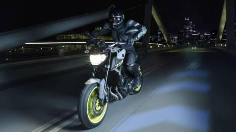 Yamaha MT-09 2016 STD Exterior
