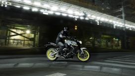 Yamaha MT-09 2016 STD