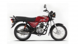 Bajaj CT 100B 2016 STD