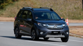 Honda BRV 2016 Petrol Exterior