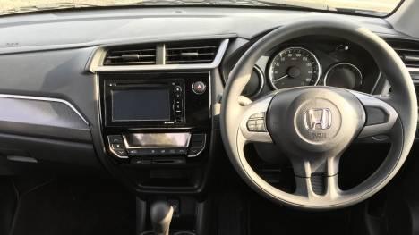 Honda BR-V 2016 VX Diesel Interior