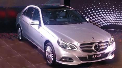 Mercedes-Benz E-Class 2017 E 220d LWB  Exterior