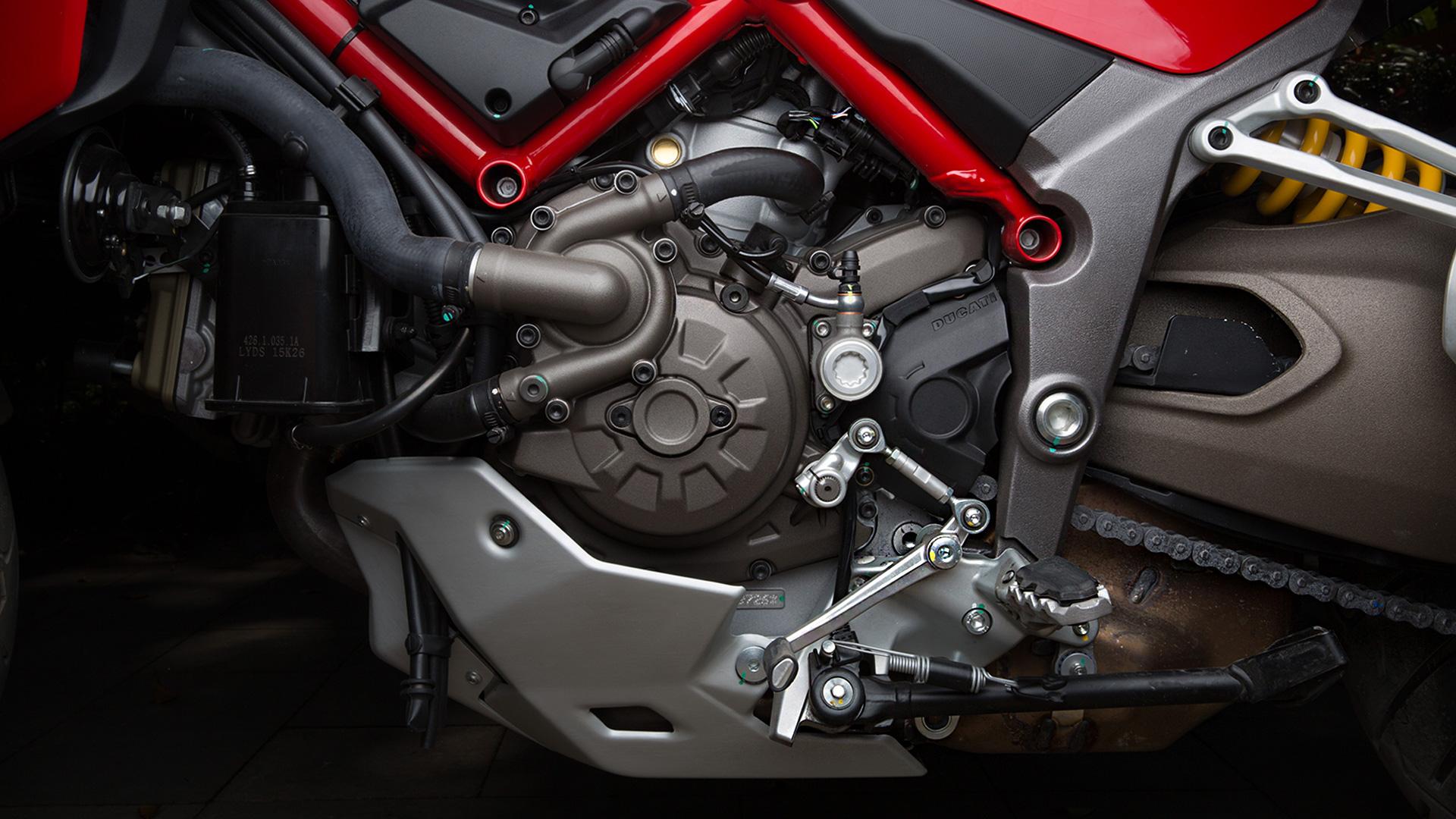 Ducati  Gas Mileage
