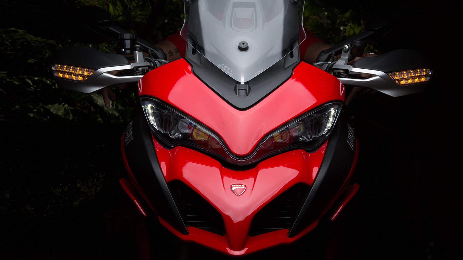 Ducati Multistrada 1200 2016 S