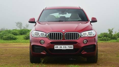 BMW X6 2015 M Comparo