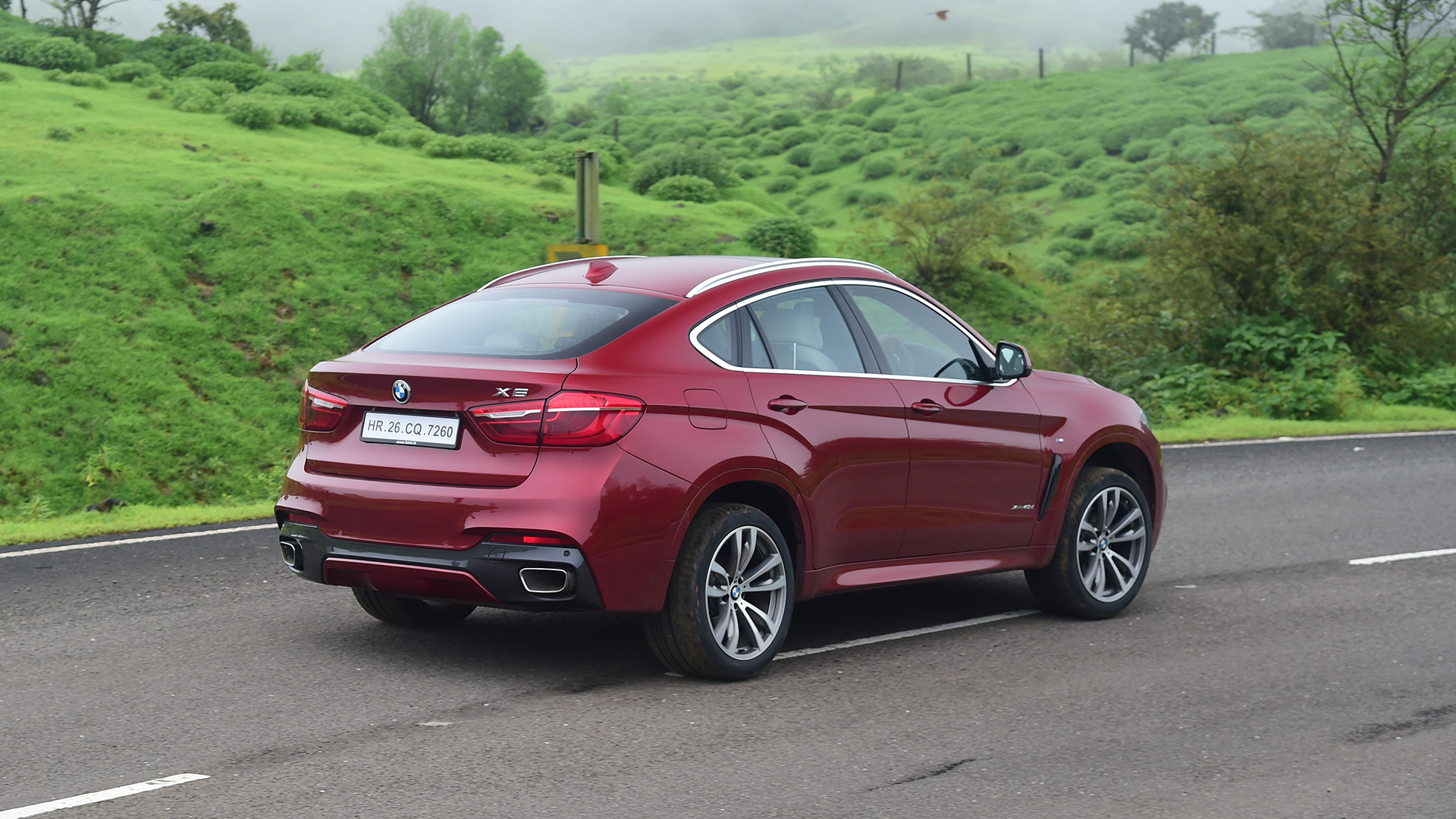 Bmw X6 2018 Price Mileage Reviews Specification
