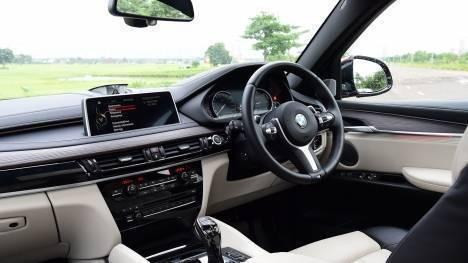 BMW X6 2015 M Interior