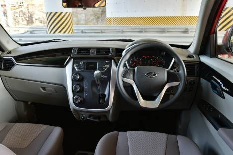Mahindra KUV 100 2016 K8 Diesel 6 Str Interior