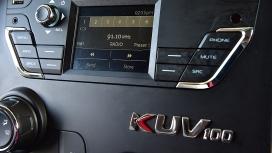 Mahindra KUV 100 2016 K8 Diesel Interior