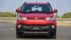Mahindra KUV 100 2016 K8 Diesel Compare