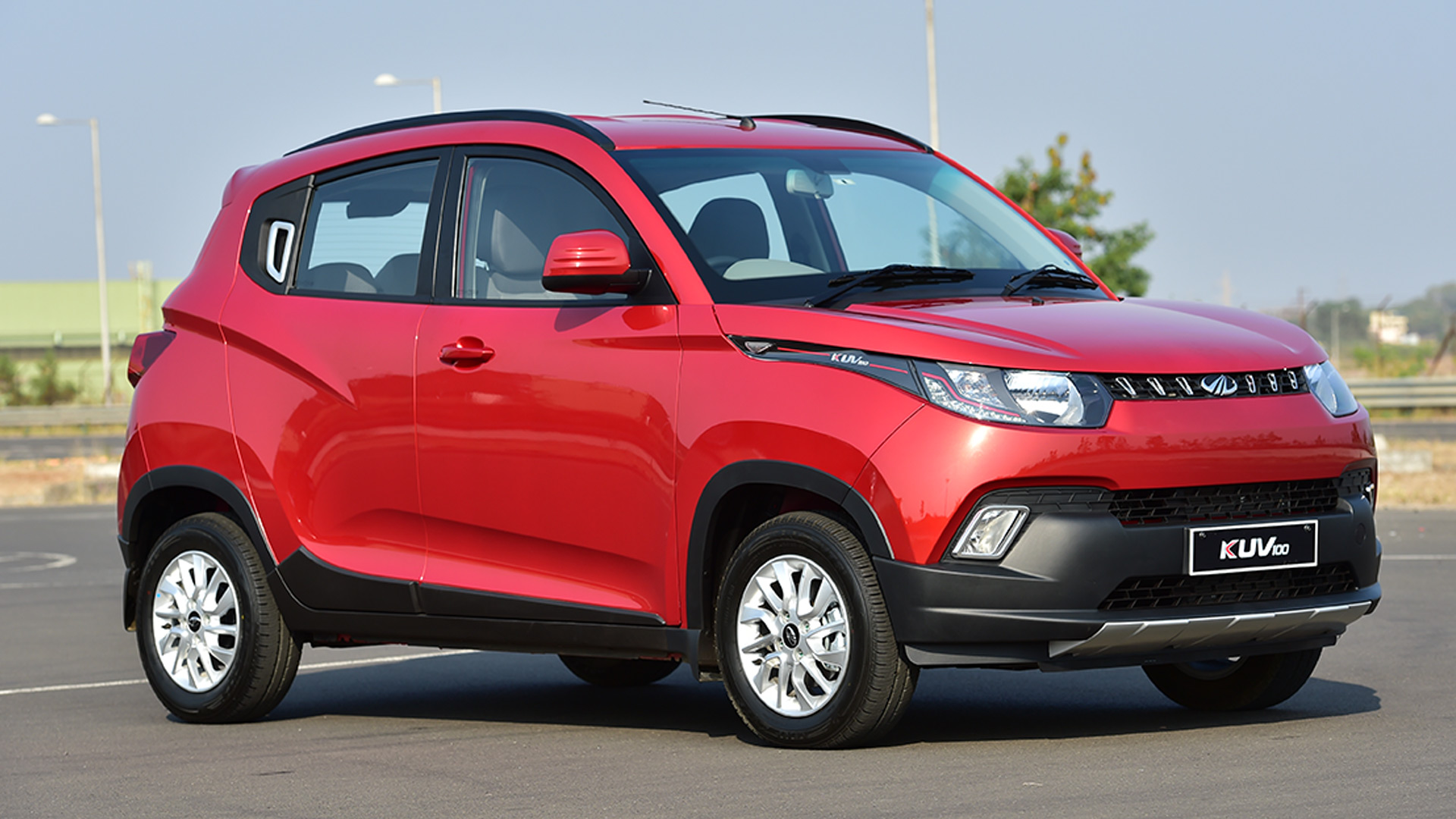 Mahindra Kuv 100 2016 K8 Diesel Compare Car Photos Overdrive