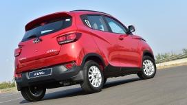 Mahindra KUV 100 2016 K8 Diesel Exterior