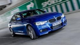 BMW 3 series 2015 320d Luxury Line Exterior