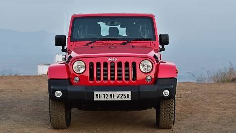Jeep Wrangler 2017 Unlimited Diesel Comparo