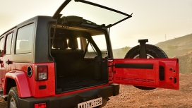 Jeep Wrangler 2016 Unlimited Compare