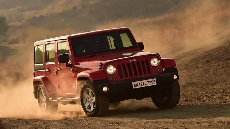 Jeep Wrangler 2017 Unlimited Diesel Exterior