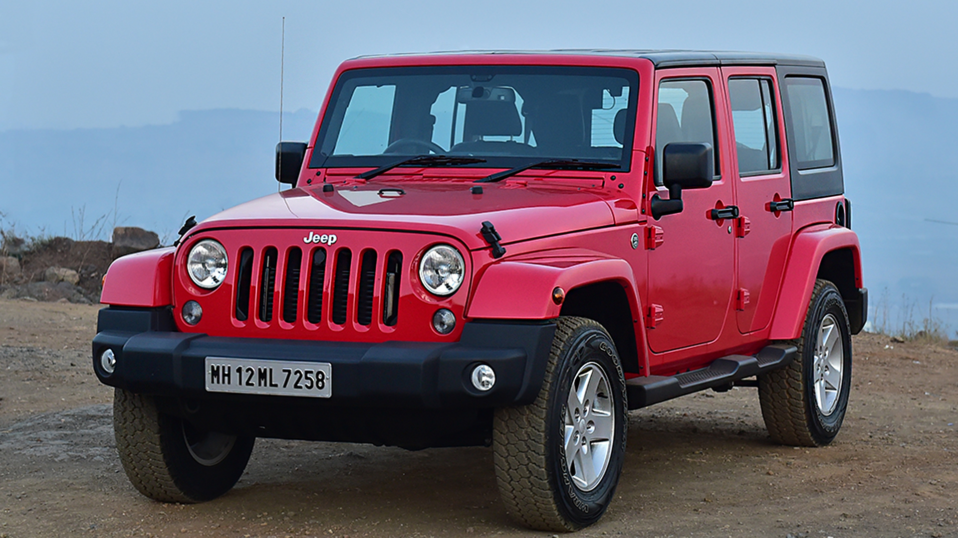 Jeep Wrangler 2016 Unlimited Exterior