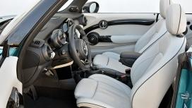 Mini Cooper 2016 Convertible Interior