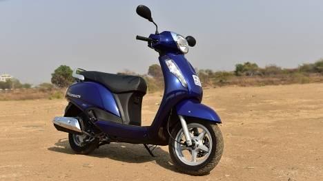Suzuki Access 2016 125