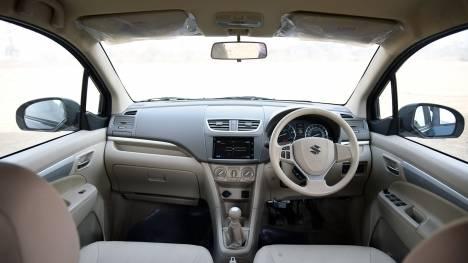 Maruti Suzuki Ertiga 2015 Vxi CNG Interior