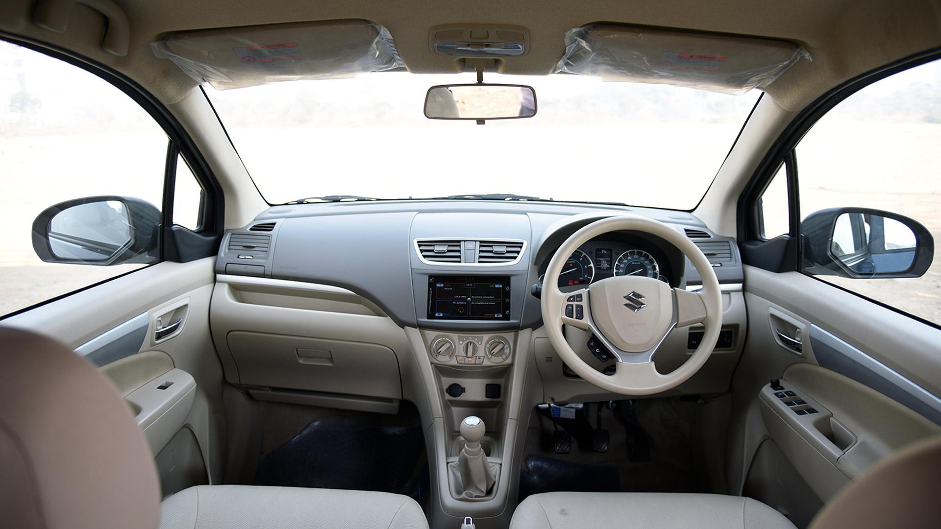 Maruti Suzuki Ertiga 2015 Smart Hybrid Zdi+ Exterior