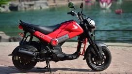 Honda Navi 2016 STD