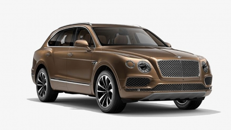 Bentley Bentayga 2016 STD