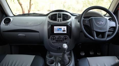 Mahindra NuvoSport 2016 N8 AMT  Interior