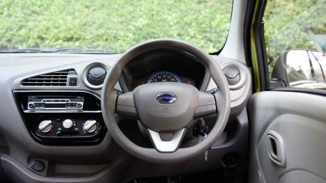 Datsun redi-Go 2016 S Interior