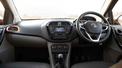 Tata Tiago 2017 Revotorq XT (O) Interior