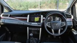 Toyota Innova Crysta 2016 STD Exterior