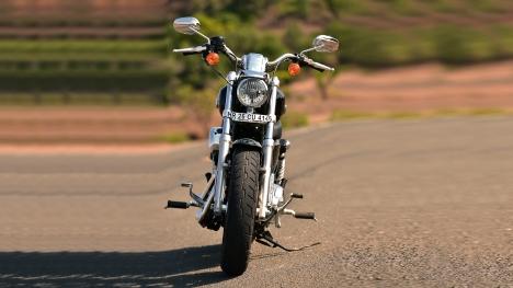 Harley-Davidson 1200 Custom 2016 STD Comparo